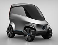 Mercedes-Benz Micro Vision Concept