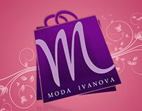 Moda Ivanova (Logo)
