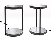 Free 3d model / Sospir Table Lamp by Ligne Roset