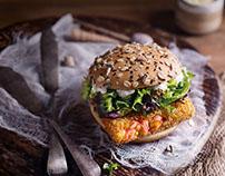McDonald's   Salmon & Chicken Burger Launch