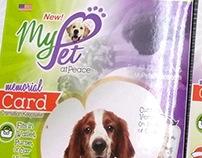 My Pet at Peace ReBranding Packaging and Website Design