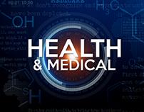 Health & Medical Programe pack