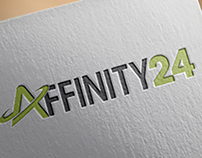 AFFINITY24 Corporate Identity