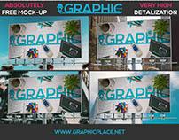 Billboard - Free PSD Mockup