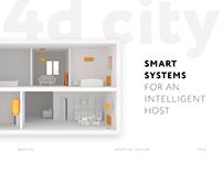 Website & Calculator — 4D CITY