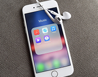 The Leading Music Apps for iOS & Android in Symphony