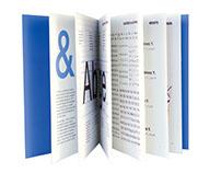 Helvetica Neue (Type specimen book)