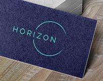 Diseño de Identidad -Horizon