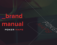 Brand Manual - Poker Maps