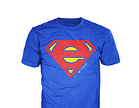 Superman Tribute T-shirt