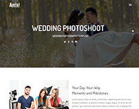 Aerial - Wedding Photography Template