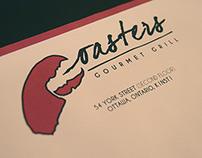 Coasters Logo Redesign | Branding