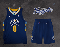 Denver Nuggets Rebrand V2 2017