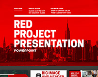 Red Project Powerpoint (FREE DEMO)