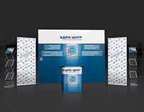 Exhibition Stand for Network company