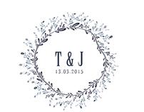 Wedding stationary | Branding