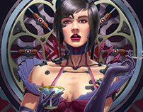 Cybergothgirl