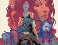 Sons Of Anarchy Variant Cover