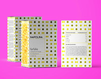 Pasta Napolina Packaging