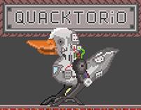 Game: Quacktorio - 1º lugar GameJam