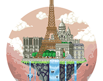 Floating City 1 : Paris