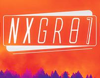 NXGR81 Logo Development