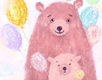 Sweet bears.