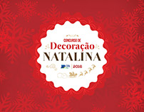 Campanha | Concurso de Decoração Natalina CDL 2016