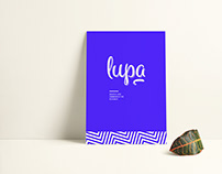 lupa | Graphic and Communication Designer