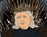 Political Game Of Thrones