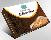 Cabbles Cake Packaging Design