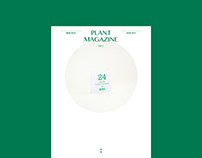Magazine PLANT