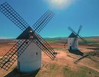 La Mancha. Marzo 2017