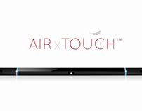 "AIRxTOUCH - ""La plume"""
