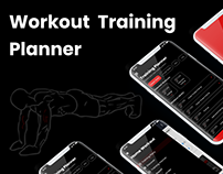 Workout Training Planner