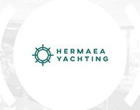 Hermaea Yachting • Brand Identity