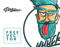 Free Illustrations Vector YUUCK!