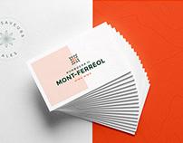 Kombucha du Mont-Ferréol | Brand identity