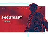 DJ Matchmaking Website