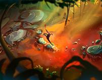Worlds - Concept Art 1