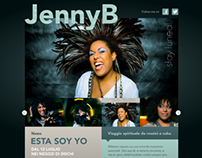 Jenny B / Official Site
