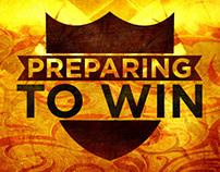 Preparing To Win
