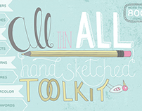 All in All - Hand Sketched Toolkit