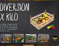 RASTI - Diversión por Kilo