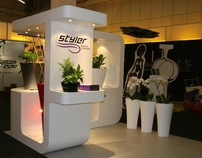 Exhibition Stand - Styler (with IDESO)
