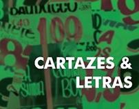Projeto Cartazes & Letras
