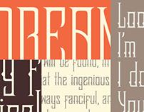 Edgar Typeface