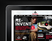 Foot Locker & Nike Mix App