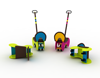 Ride-on Toy - (Correpasillos Infantil)