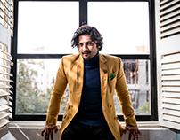 Ali Fazal for Empire Magazine